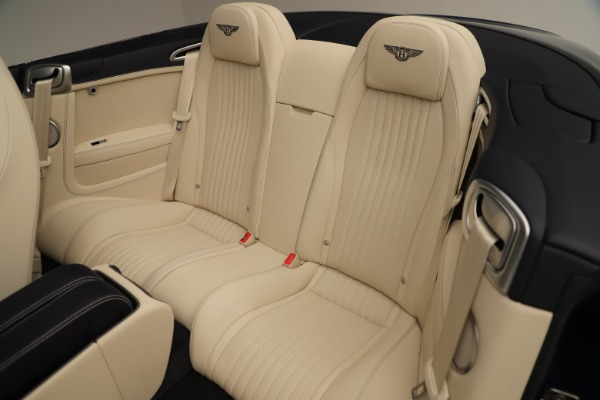 Used 2017 Bentley Continental GTC V8 for sale $154,900 at Aston Martin of Greenwich in Greenwich CT 06830 28