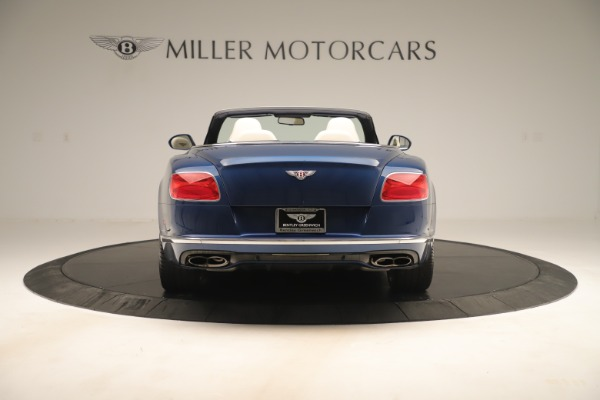 Used 2017 Bentley Continental GTC V8 for sale $154,900 at Aston Martin of Greenwich in Greenwich CT 06830 6