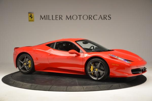 Used 2013 Ferrari 458 Italia for sale Sold at Aston Martin of Greenwich in Greenwich CT 06830 10