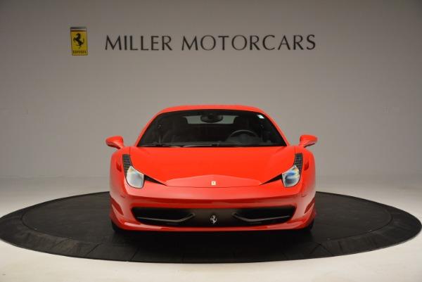 Used 2013 Ferrari 458 Italia for sale Sold at Aston Martin of Greenwich in Greenwich CT 06830 12