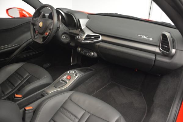Used 2013 Ferrari 458 Italia for sale Sold at Aston Martin of Greenwich in Greenwich CT 06830 17