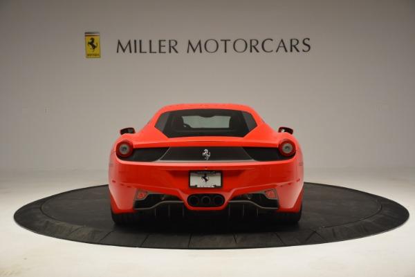 Used 2013 Ferrari 458 Italia for sale Sold at Aston Martin of Greenwich in Greenwich CT 06830 6