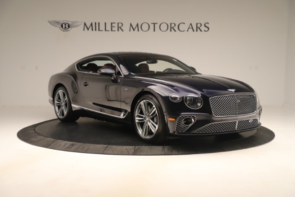 New 2020 Bentley Continental GT V8 for sale Sold at Aston Martin of Greenwich in Greenwich CT 06830 11