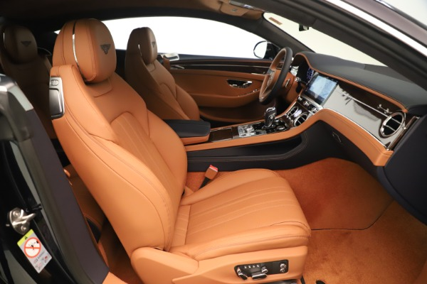 New 2020 Bentley Continental GT V8 for sale Sold at Aston Martin of Greenwich in Greenwich CT 06830 26