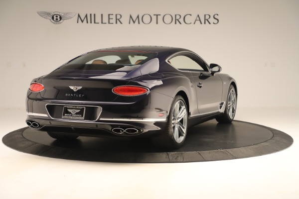 New 2020 Bentley Continental GT V8 for sale Sold at Aston Martin of Greenwich in Greenwich CT 06830 7