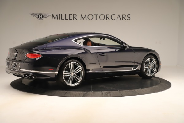 New 2020 Bentley Continental GT V8 for sale Sold at Aston Martin of Greenwich in Greenwich CT 06830 8