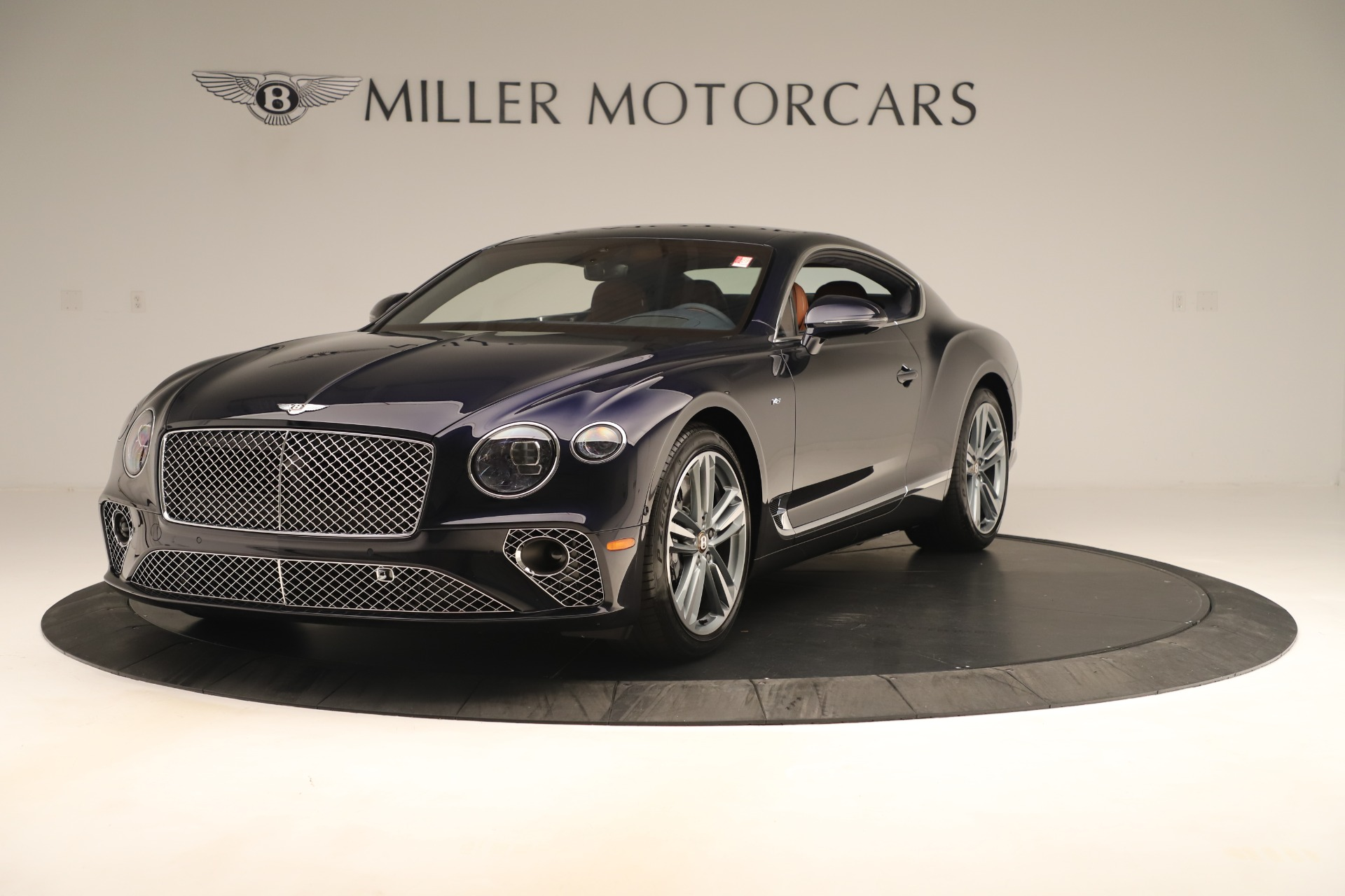 New 2020 Bentley Continental GT V8 for sale Sold at Aston Martin of Greenwich in Greenwich CT 06830 1