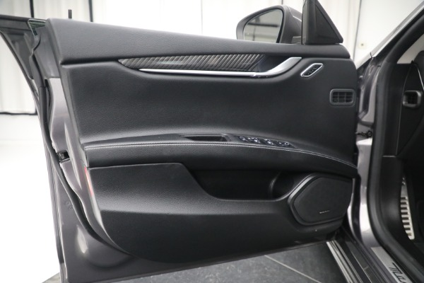 New 2019 Maserati Ghibli S Q4 GranSport for sale Sold at Aston Martin of Greenwich in Greenwich CT 06830 16