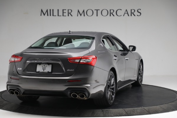 New 2019 Maserati Ghibli S Q4 GranSport for sale Sold at Aston Martin of Greenwich in Greenwich CT 06830 7