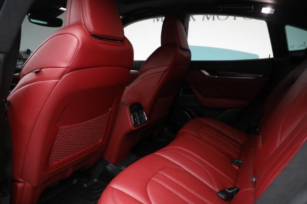 Used 2019 Maserati Levante Q4 GranSport for sale $69,900 at Aston Martin of Greenwich in Greenwich CT 06830 17