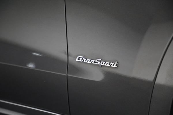 Used 2019 Maserati Levante Q4 GranSport for sale $69,900 at Aston Martin of Greenwich in Greenwich CT 06830 26