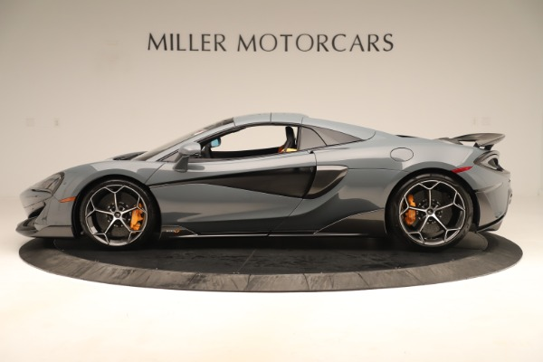 Used 2020 McLaren 600LT Spider for sale Sold at Aston Martin of Greenwich in Greenwich CT 06830 15