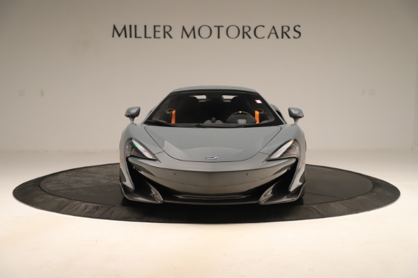 Used 2020 McLaren 600LT Spider for sale Sold at Aston Martin of Greenwich in Greenwich CT 06830 21