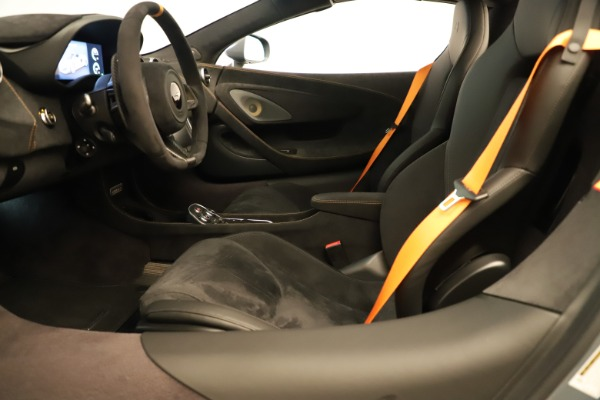 Used 2020 McLaren 600LT Spider for sale Sold at Aston Martin of Greenwich in Greenwich CT 06830 23