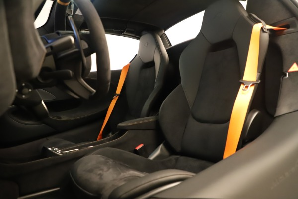 Used 2020 McLaren 600LT Spider for sale Sold at Aston Martin of Greenwich in Greenwich CT 06830 24