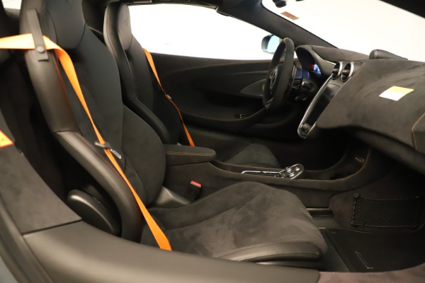 Used 2020 McLaren 600LT Spider for sale Sold at Aston Martin of Greenwich in Greenwich CT 06830 26