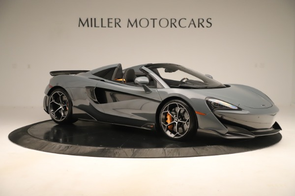 Used 2020 McLaren 600LT Spider for sale Sold at Aston Martin of Greenwich in Greenwich CT 06830 9