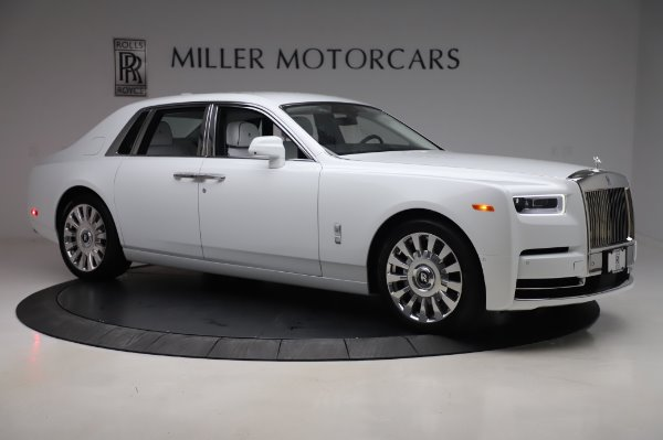 New 2020 Rolls-Royce Phantom for sale $545,200 at Aston Martin of Greenwich in Greenwich CT 06830 10