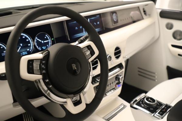 New 2020 Rolls-Royce Phantom for sale $545,200 at Aston Martin of Greenwich in Greenwich CT 06830 17