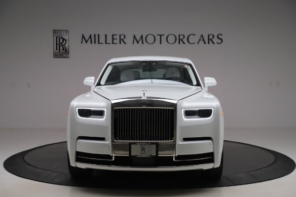 New 2020 Rolls-Royce Phantom for sale $545,200 at Aston Martin of Greenwich in Greenwich CT 06830 2