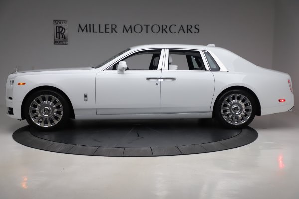New 2020 Rolls-Royce Phantom for sale $545,200 at Aston Martin of Greenwich in Greenwich CT 06830 3