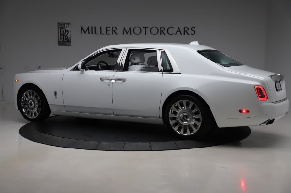 New 2020 Rolls-Royce Phantom for sale $545,200 at Aston Martin of Greenwich in Greenwich CT 06830 4