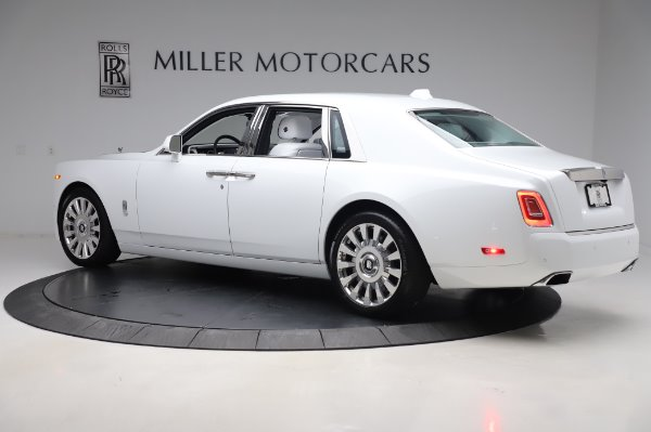 New 2020 Rolls-Royce Phantom for sale $545,200 at Aston Martin of Greenwich in Greenwich CT 06830 5