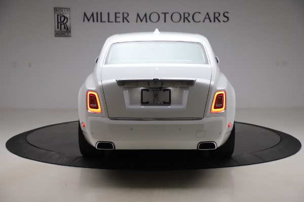 New 2020 Rolls-Royce Phantom for sale $545,200 at Aston Martin of Greenwich in Greenwich CT 06830 6