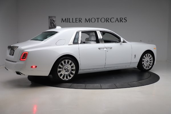 New 2020 Rolls-Royce Phantom for sale $545,200 at Aston Martin of Greenwich in Greenwich CT 06830 7