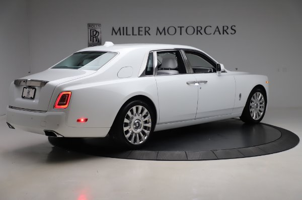 New 2020 Rolls-Royce Phantom for sale $545,200 at Aston Martin of Greenwich in Greenwich CT 06830 8
