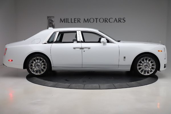 New 2020 Rolls-Royce Phantom for sale $545,200 at Aston Martin of Greenwich in Greenwich CT 06830 9