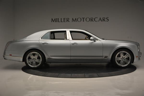 Used 2012 Bentley Mulsanne for sale Sold at Aston Martin of Greenwich in Greenwich CT 06830 10