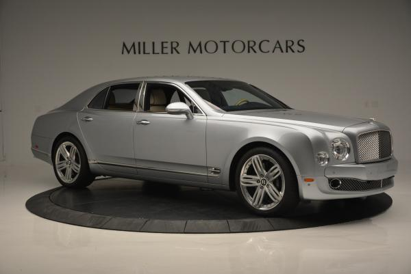 Used 2012 Bentley Mulsanne for sale Sold at Aston Martin of Greenwich in Greenwich CT 06830 11