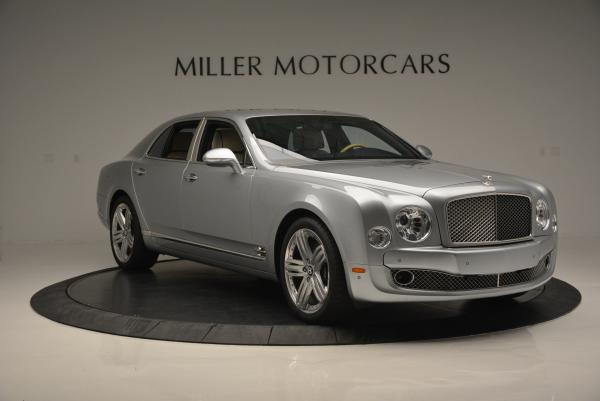 Used 2012 Bentley Mulsanne for sale Sold at Aston Martin of Greenwich in Greenwich CT 06830 12