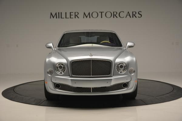 Used 2012 Bentley Mulsanne for sale Sold at Aston Martin of Greenwich in Greenwich CT 06830 13