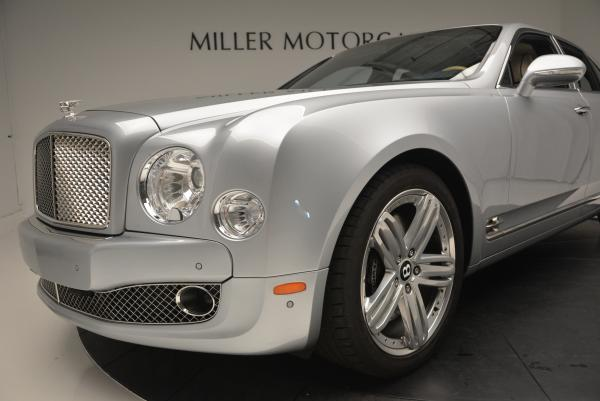 Used 2012 Bentley Mulsanne for sale Sold at Aston Martin of Greenwich in Greenwich CT 06830 15