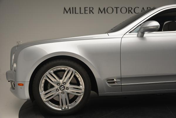 Used 2012 Bentley Mulsanne for sale Sold at Aston Martin of Greenwich in Greenwich CT 06830 16