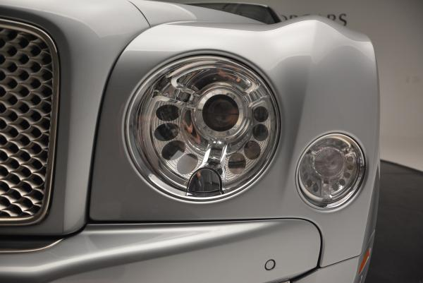 Used 2012 Bentley Mulsanne for sale Sold at Aston Martin of Greenwich in Greenwich CT 06830 18