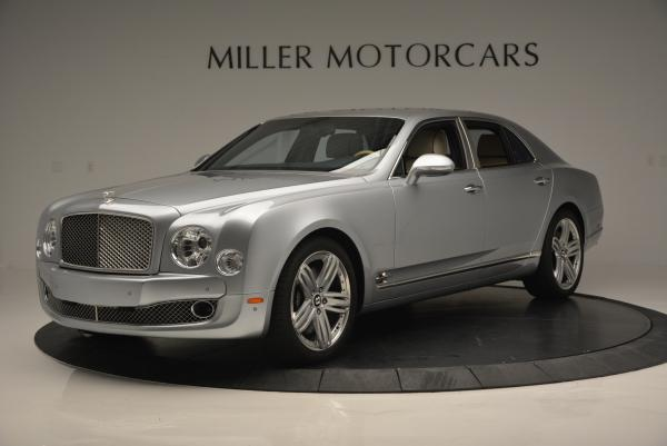 Used 2012 Bentley Mulsanne for sale Sold at Aston Martin of Greenwich in Greenwich CT 06830 2