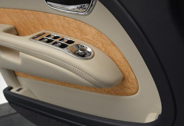 Used 2012 Bentley Mulsanne for sale Sold at Aston Martin of Greenwich in Greenwich CT 06830 22