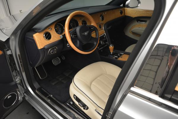 Used 2012 Bentley Mulsanne for sale Sold at Aston Martin of Greenwich in Greenwich CT 06830 24