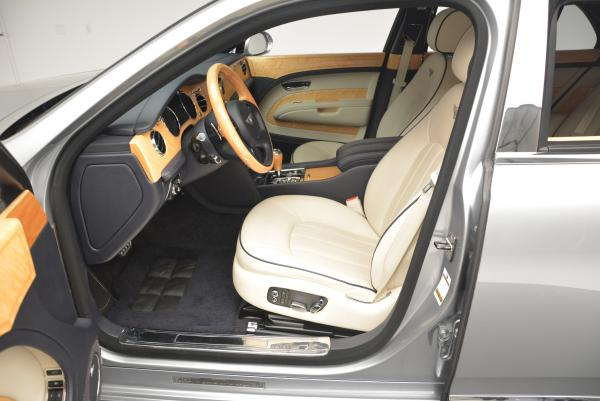 Used 2012 Bentley Mulsanne for sale Sold at Aston Martin of Greenwich in Greenwich CT 06830 25