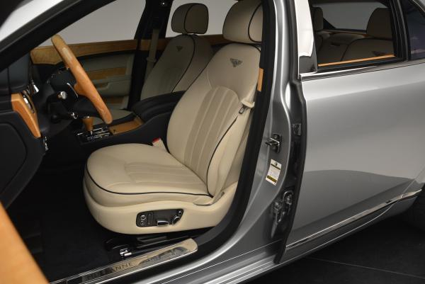Used 2012 Bentley Mulsanne for sale Sold at Aston Martin of Greenwich in Greenwich CT 06830 26