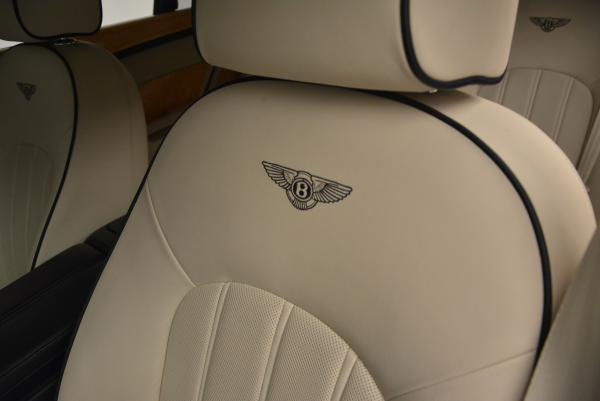 Used 2012 Bentley Mulsanne for sale Sold at Aston Martin of Greenwich in Greenwich CT 06830 27