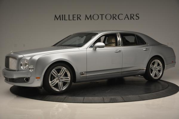 Used 2012 Bentley Mulsanne for sale Sold at Aston Martin of Greenwich in Greenwich CT 06830 3