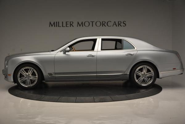 Used 2012 Bentley Mulsanne for sale Sold at Aston Martin of Greenwich in Greenwich CT 06830 4
