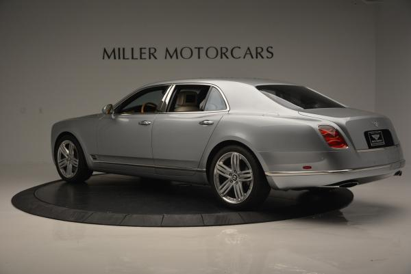 Used 2012 Bentley Mulsanne for sale Sold at Aston Martin of Greenwich in Greenwich CT 06830 5