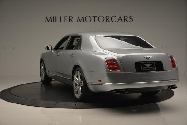 Used 2012 Bentley Mulsanne for sale Sold at Aston Martin of Greenwich in Greenwich CT 06830 6