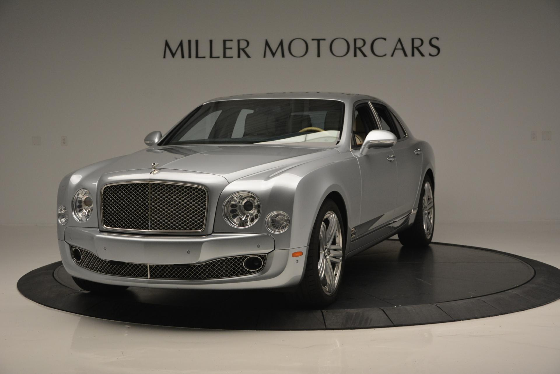 Used 2012 Bentley Mulsanne for sale Sold at Aston Martin of Greenwich in Greenwich CT 06830 1