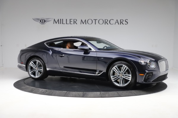 New 2020 Bentley Continental GT V8 for sale Call for price at Aston Martin of Greenwich in Greenwich CT 06830 10